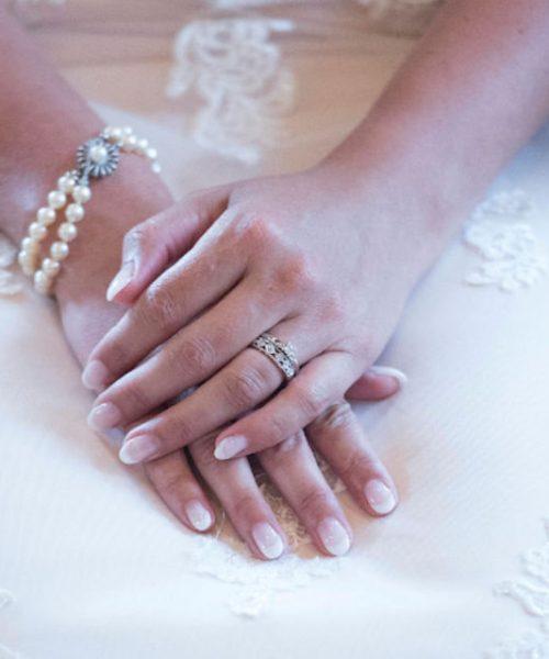 Nagelstudio bruidsnagels