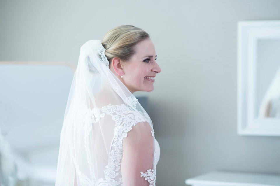 Visagiste bruidsmake-up